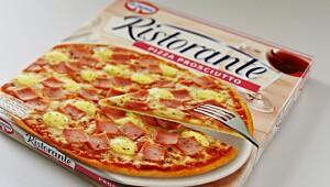 Ristorante Pizza Prosciutto