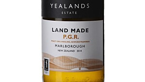 Yealands Estate Land Made P.G.R. 2014