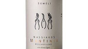 Nassiakos Mantinia Moschofilero 2014