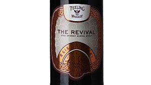 Ægir Teeling Irish Whiskey Barrel Stout