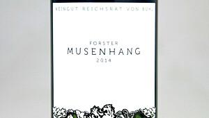 Von Buhl Forster Musenhang Riesling Trocken 2014