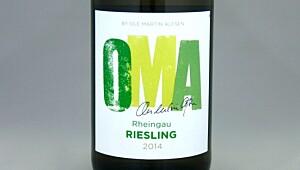 OMA Riesling 2014
