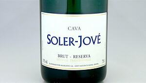 Soler-Jové Cava Brut Reserva