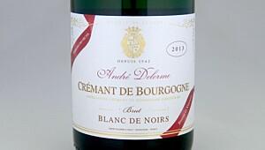 Delorme Crémant de Bourgogne Blanc de Noirs Brut 2013