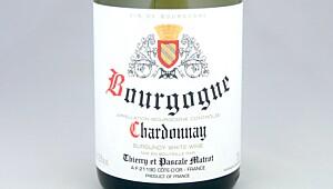 Matrot Bourgogne Chardonnay 2013