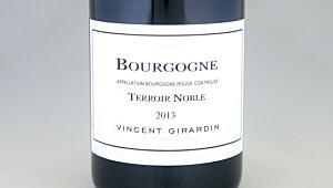 Girardin Bourgogne Terroir Noble Pinot Noir 2013