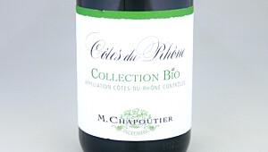 Chapoutier Côtes-du-Rhône Collection Bio 2013