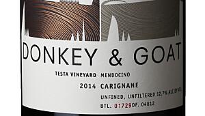 Donkey & Goat Carignane 2014
