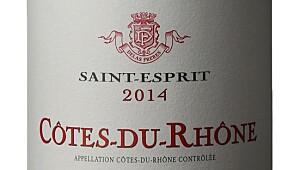 Saint-Esprit Côtes-du-Rhône 2014