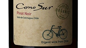 Cono Sur Organic Pinot Noir 2014