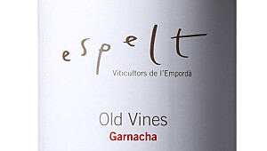 Espelt Old Vines Garnacha 2014