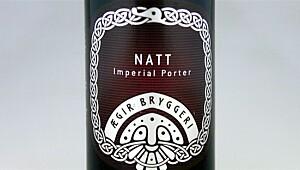 Ægir Natt Imperial Porter