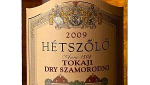 Hetzsölö Tokaji Dry Szamorodni 2009