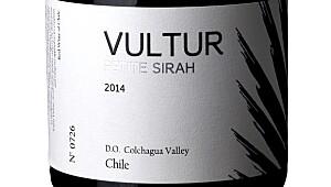 Vultur Petite Sirah 2014