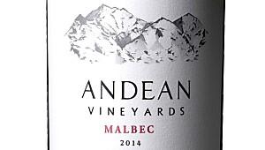 Andean Malbec 2014
