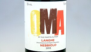 OMA Langhe Nebbiolo 2013