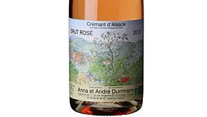 Durmann Crémant d'Alsace Rosé 2013