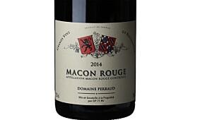 Domaine Perraud Mâcon Rouge 2014