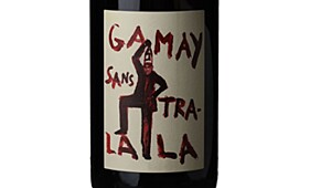 Domaine de la Garrelière Gamay Sans Tra La La 2015