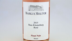 Markus Molitor Haus Klosterberg Pinot Noir Rosé 2015