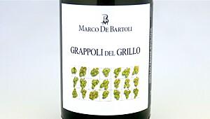 Marco de Bartoli Grappoli del Grillo 2014