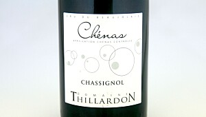 Thillardon Chénas Chassignol 2014