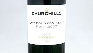 Churchill's Late Bottled Vintage 2007