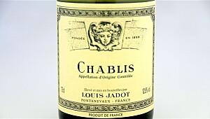 Louis Jadot Chablis 2014