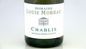 Louis Moreau Chablis 2015