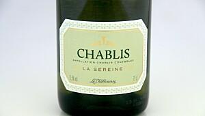 La Chablisienne Chablis Cuvée La Sereine 2013