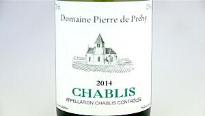 Brocard Chablis Pierre de Préhy 2014