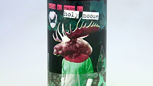 Brewdog Hello My Name is Holy Moose