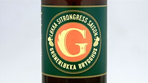 Løkka Sitrongress Saison