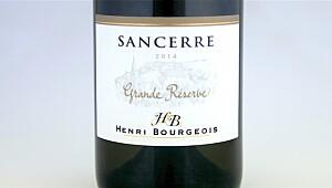 Bourgeois Sancerre Grande Réserve 2014