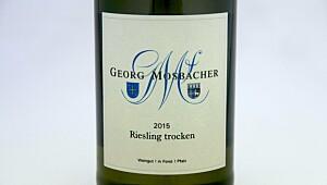 Mosbacher Riesling Trocken 2015