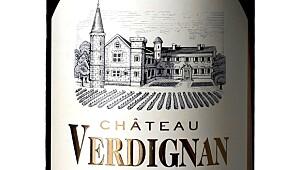 Ch. Verdignan 2009
