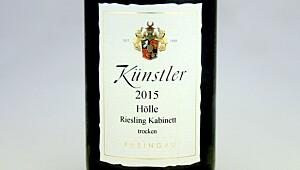Künstler Hochheimer Hölle Riesling Kabinett Trocken 2015