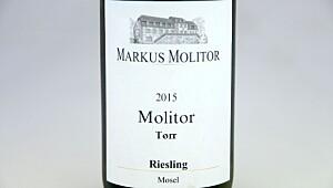 Markus Molitor Riesling Trocken 2015