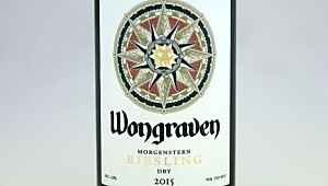 Wongraven Morgenstern Riesling 2015