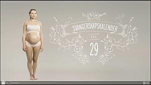 Gravid uke 29, se video