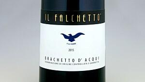 Il Falchetto Brachetto d'Acqui 2015