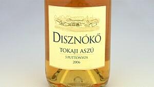 Disznókö Tokaji Aszú 5 Puttonyos 2006