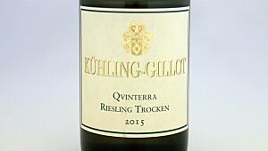 Kühling-Gillot Quinterra Riesling Trocken 2015