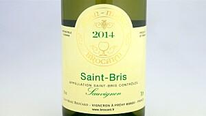 Brocard Saint-Bris Sauvignon 2014