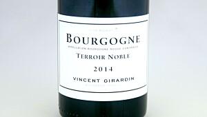 Girardin Bourgogne Terroir Noble Pinot Noir 2014