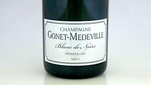 Gonet-Medeville Premier Cru Blanc de Noirs Brut