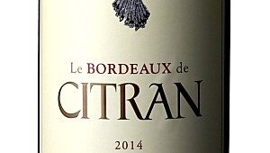 Le Bordeaux de Citran 2014