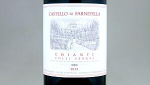 Castello di Farnetella Chianti Colli Senesi 2013