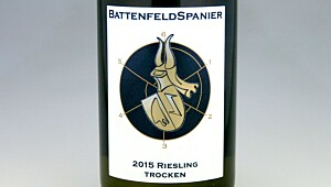 Battenfeld-Spanier Estate Riesling 2015