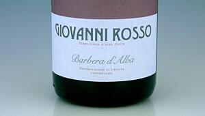 Giovanni Rosso Barbera d'Alba Donna Margherita 2015